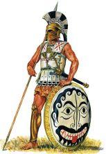 Greek hoplite 2