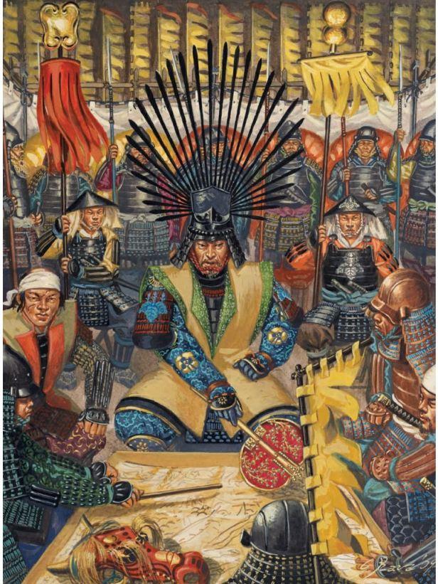 Hideyoshi 1