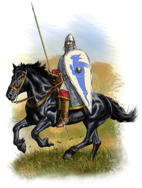 Norman knight
