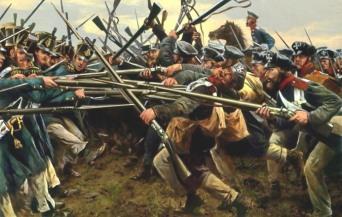 Infantry at Leipzig