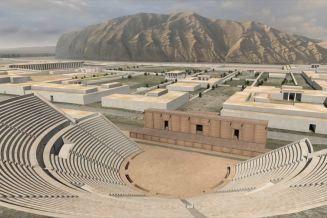 ai-khanoum theatre